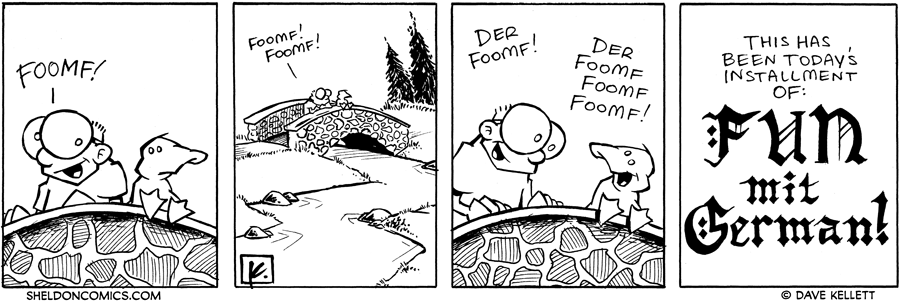 strip for February / 10 / 2006