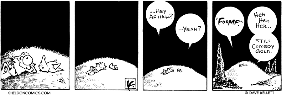 strip for February / 11 / 2006