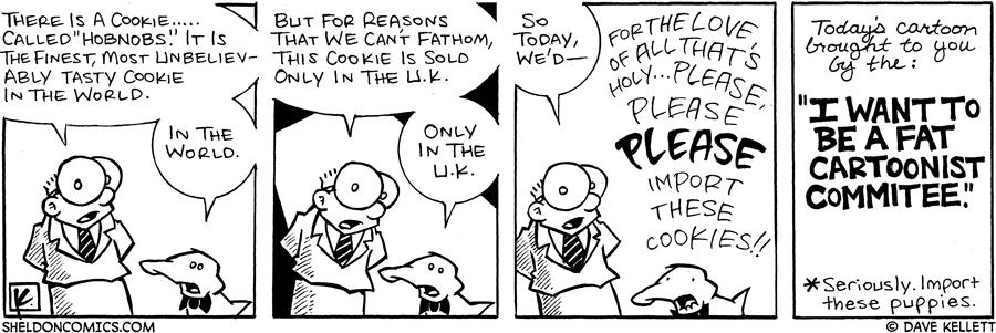 strip for February / 13 / 2006
