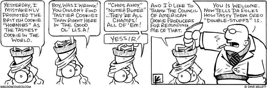 strip for February / 14 / 2006