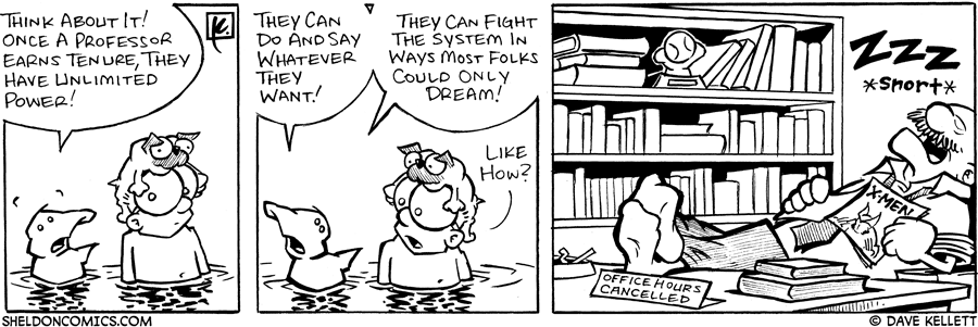 strip for February / 18 / 2006