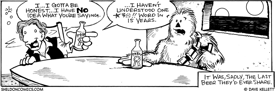 strip for February / 20 / 2006