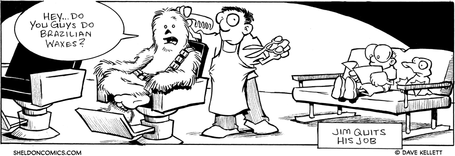 strip for February / 21 / 2006