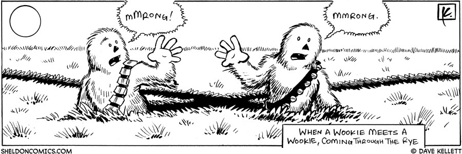 strip for February / 22 / 2006