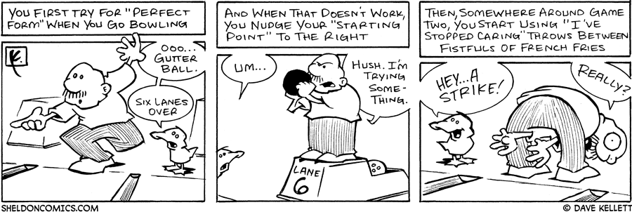strip for February / 24 / 2006