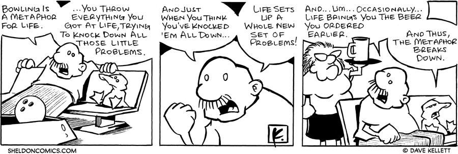 strip for February / 25 / 2006