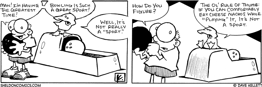 strip for February / 27 / 2006