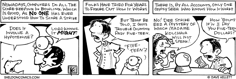 strip for March / 2 / 2006