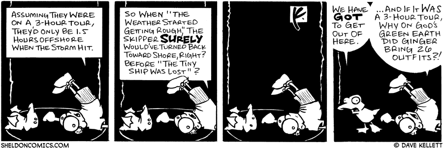 strip for March / 8 / 2006