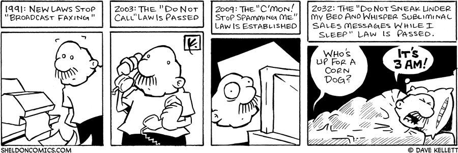strip for March / 11 / 2006