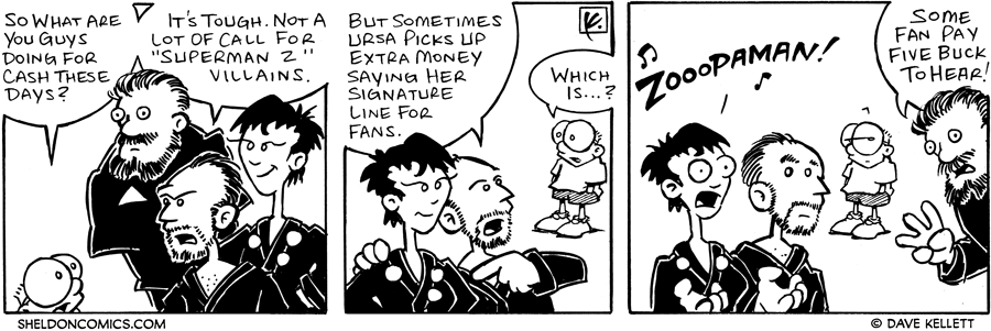 strip for March / 14 / 2006
