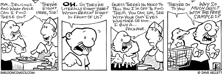 strip for March / 25 / 2006