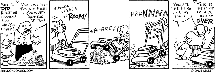 strip for March / 30 / 2006