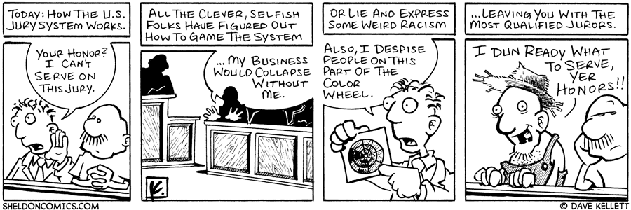 strip for April / 3 / 2006