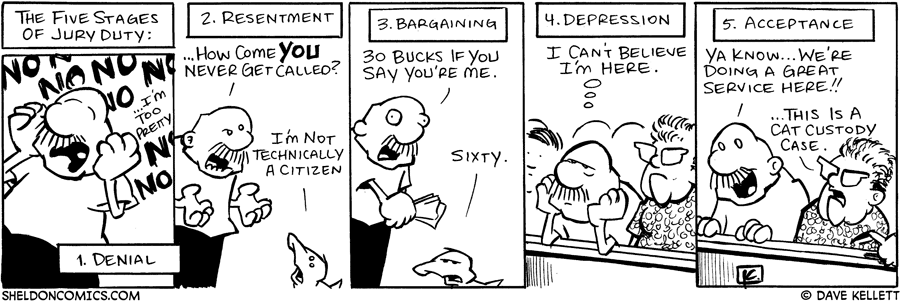 strip for April / 6 / 2006