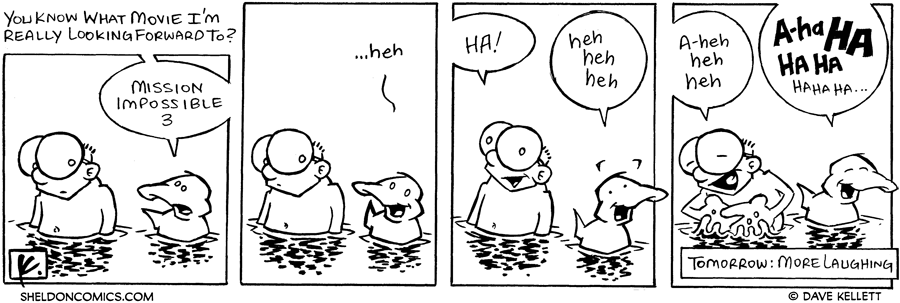 strip for April / 10 / 2006