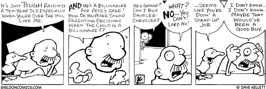 strip for April / 12 / 2006
