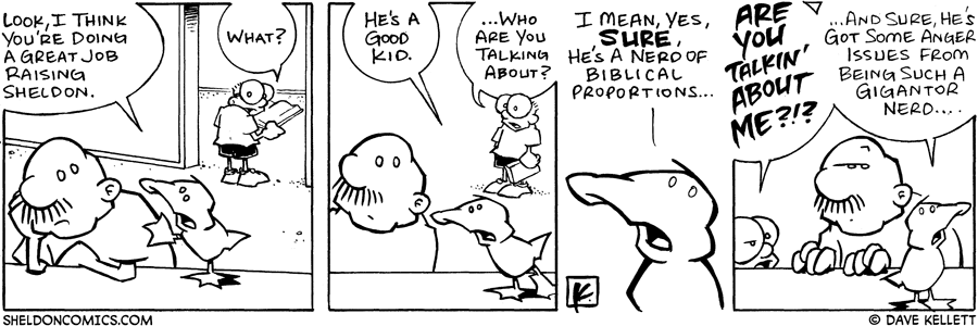 strip for April / 13 / 2006