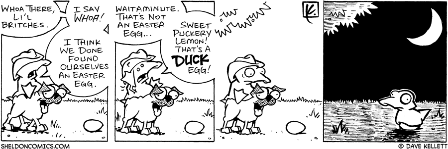 strip for April / 17 / 2006