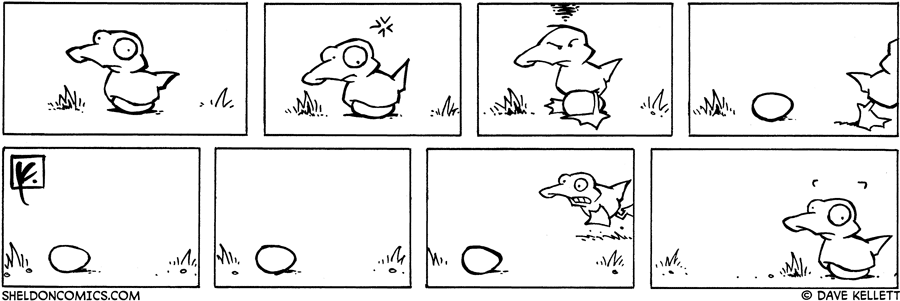 strip for April / 19 / 2006