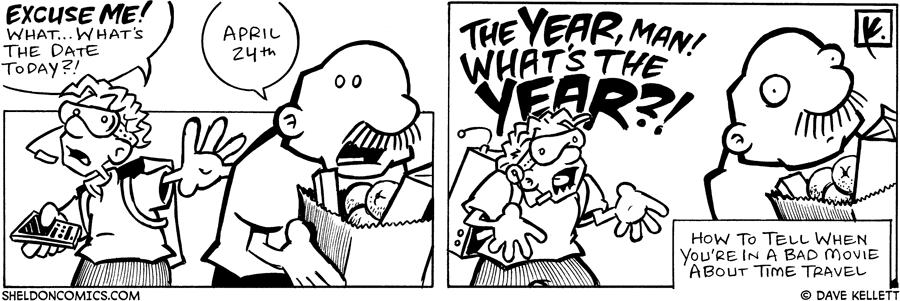 strip for April / 24 / 2006