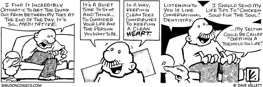 strip for April / 25 / 2006