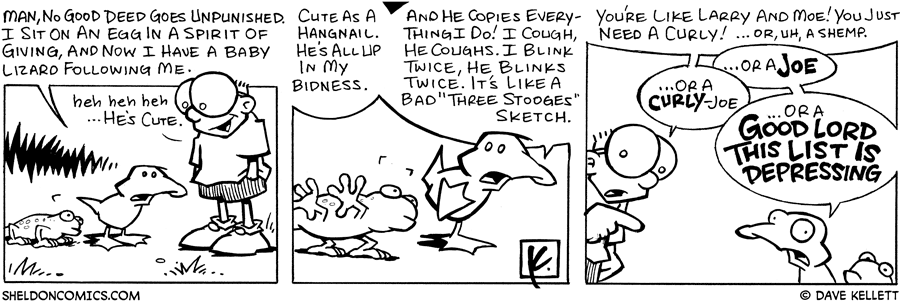 strip for April / 27 / 2006