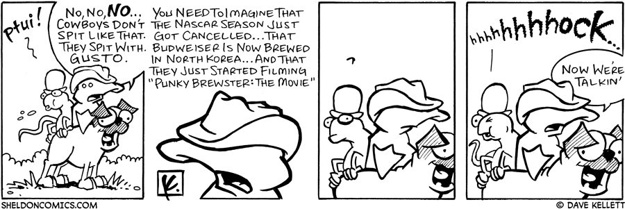 strip for April / 29 / 2006