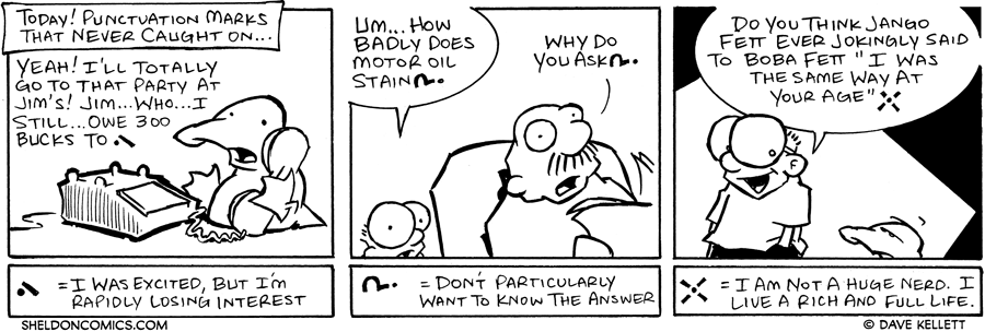 strip for May / 8 / 2006