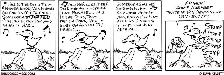 strip for May / 18 / 2006