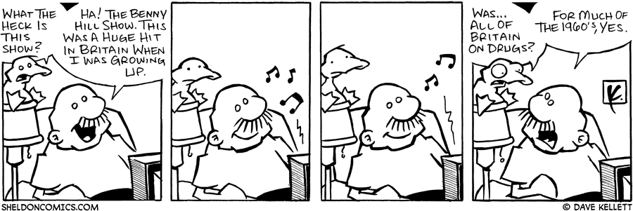 strip for June / 3 / 2006