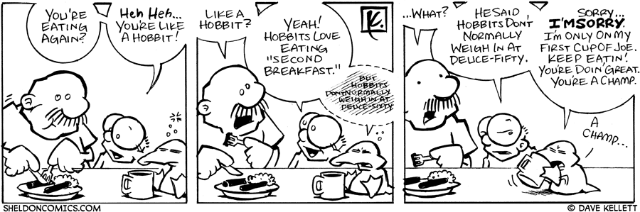 strip for June / 7 / 2006