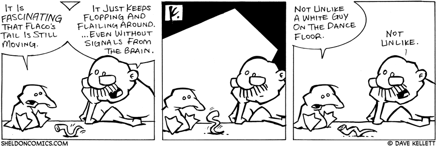 strip for August / 15 / 2006 - It's Still Moving!!