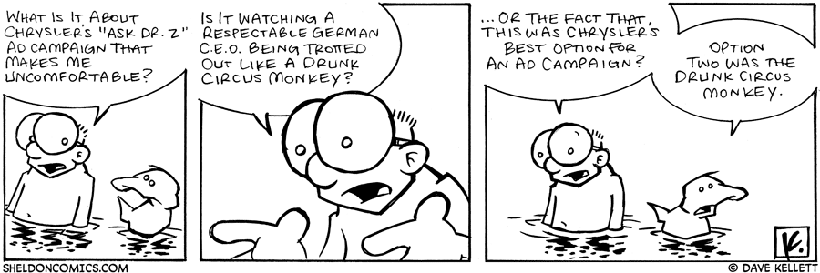strip for August / 21 / 2006