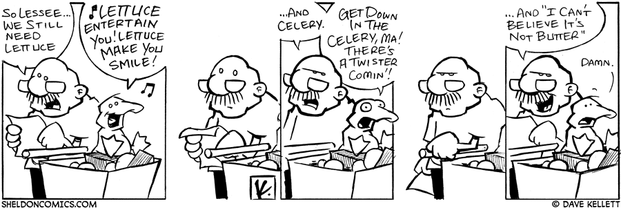 strip for August / 22 / 2006