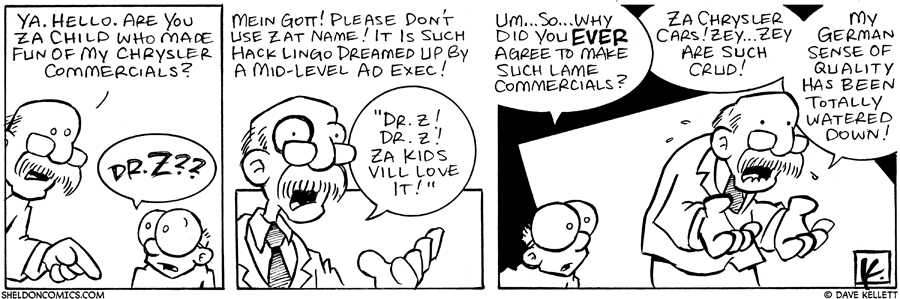 strip for August / 23 / 2006