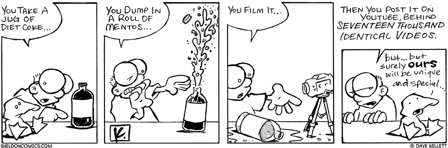 strip for August / 25 / 2006