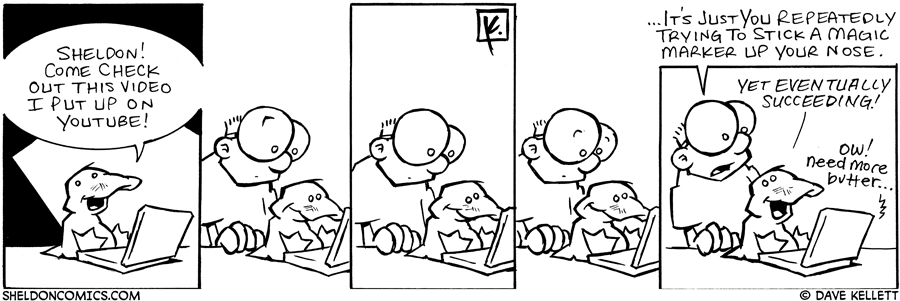 strip for August / 26 / 2006