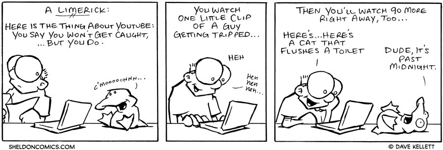 strip for August / 28 / 2006