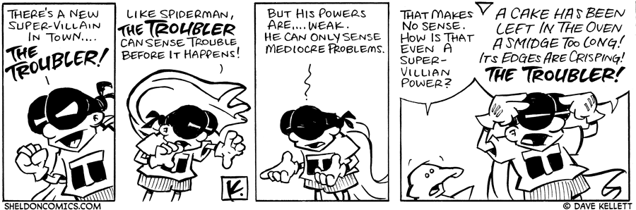 strip for August / 31 / 2006