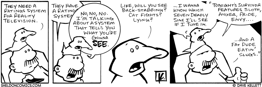 strip for October / 3 / 2006
