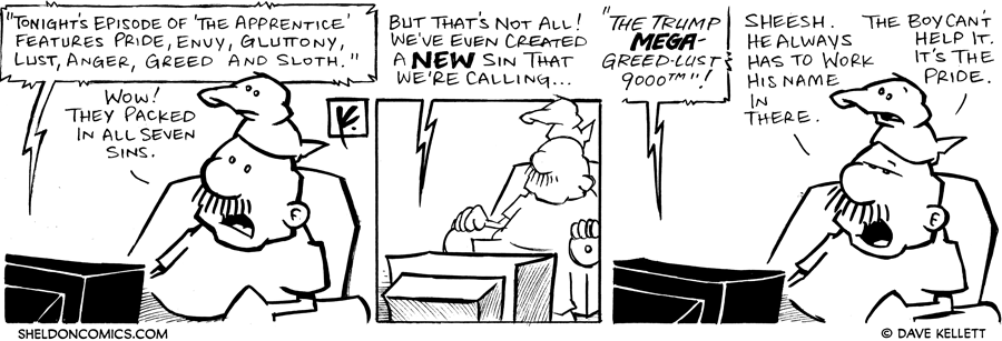 strip for October / 4 / 2006