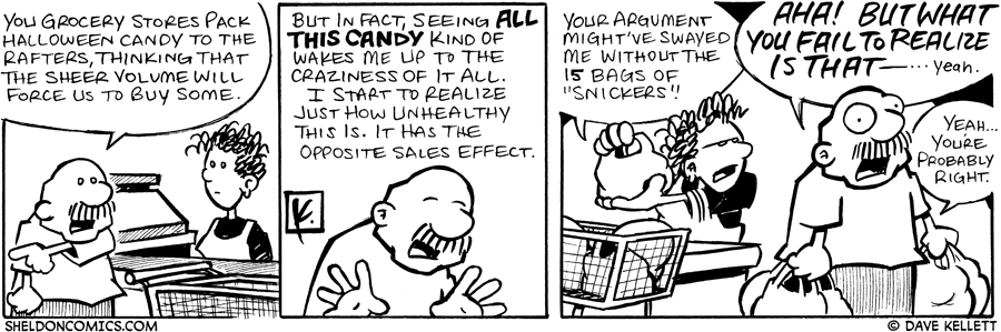 strip for October / 11 / 2006
