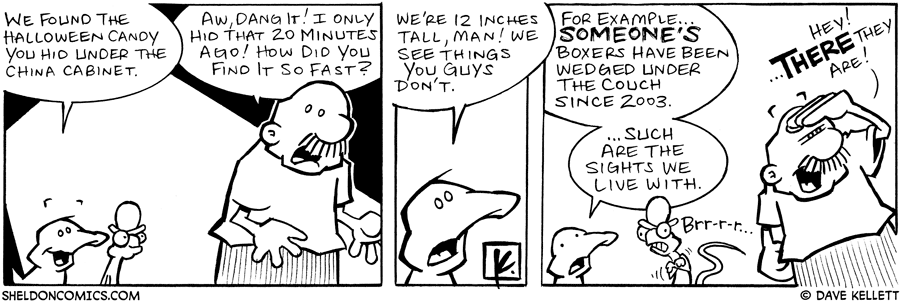 strip for October / 12 / 2006