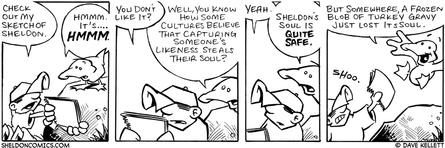 strip for October / 14 / 2006