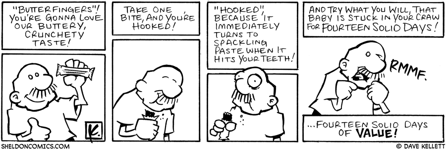 strip for October / 16 / 2006