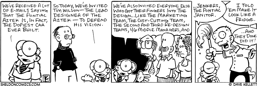 strip for October / 20 / 2006