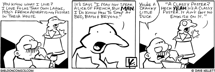 strip for October / 23 / 2006