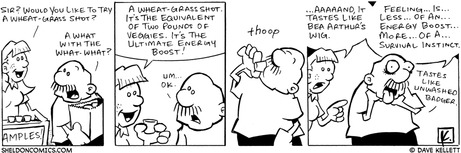 strip for October / 25 / 2006