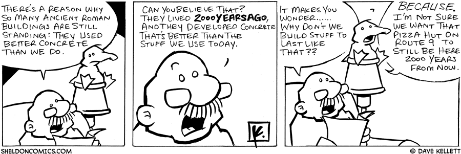 strip for October / 26 / 2006